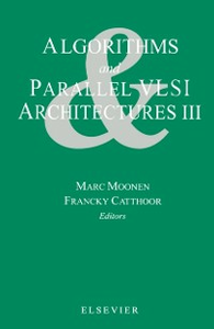 Ebook in inglese Algorithms and Parallel VLSI Architectures III -, -