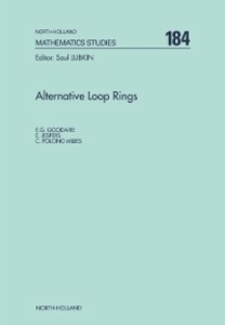 Ebook in inglese Alternative Loop Rings -, -