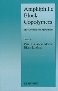 Ebook in inglese Amphiphilic Block Copolymers Alexandridis, P. , Lindman, B.