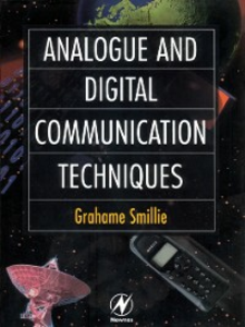 Ebook in inglese Analogue and Digital Communication Techniques Smillie, Grahame
