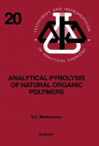 Ebook in inglese Analytical Pyrolysis of Natural Organic Polymers Moldoveanu, S.C.