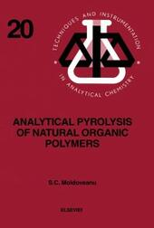 Analytical Pyrolysis of Natural Organic Polymers