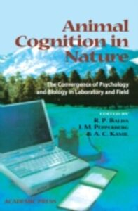Foto Cover di Animal Cognition in Nature, Ebook inglese di AA.VV edito da Elsevier Science