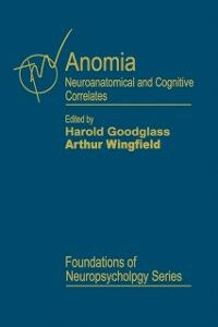 Ebook in inglese Anomia