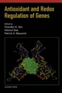 Ebook in inglese Antioxidant and Redox Regulation of Genes