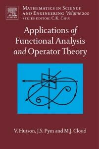 Foto Cover di Applications of Functional Analysis and Operator Theory, Ebook inglese di AA.VV edito da Elsevier Science