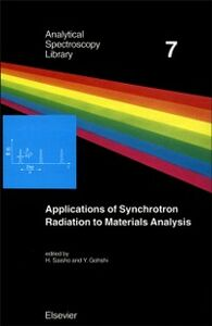 Foto Cover di Applications of Synchrotron Radiation to Materials Analysis, Ebook inglese di  edito da Elsevier Science
