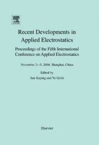 Ebook in inglese Applied Electrostatics (ICAES 2004) KEPING, SUN , Yu, Gefei