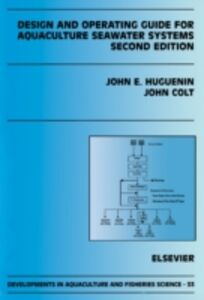 Foto Cover di Design and Operating Guide for Aquaculture Seawater Systems, Ebook inglese di  edito da Elsevier Science