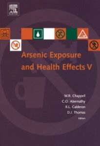 Ebook in inglese Arsenic Exposure and Health Effects V -, -