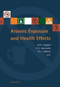 Ebook in inglese Arsenic Exposure and Health Effects III -, -