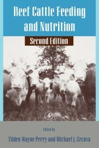 Foto Cover di Beef Cattle Feeding and Nutrition, Ebook inglese di  edito da Elsevier Science
