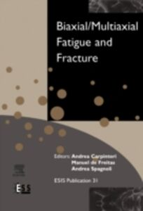 Foto Cover di Biaxial/Multiaxial Fatigue and Fracture, Ebook inglese di  edito da Elsevier Science