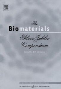 Foto Cover di Biomaterials: Silver Jubilee Compendium, Ebook inglese di  edito da Elsevier Science