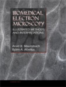 Ebook in inglese Biomedical Electron Microscopy Afzelius, Bjorn A. , Maunsbach, Arvid B.