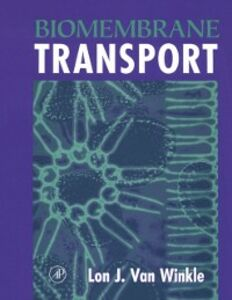 Ebook in inglese Biomembrane Transport Winkle, Lon J. Van