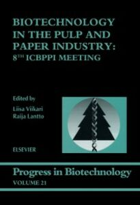Ebook in inglese Biotechnology in the Pulp and Paper Industry -, -