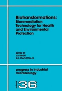 Foto Cover di Biotransformations: Bioremediation Technology for Health and Environmental Protection, Ebook inglese di  edito da Elsevier Science