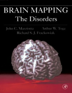 Ebook in inglese Brain Mapping: The Disorders -, -