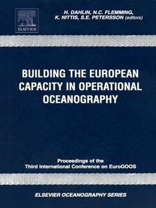 Ebook in inglese Building the European Capacity in Operational Oceanography -, -
