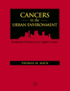 Ebook in inglese Cancers in the Urban Environment Mack, Thomas M.