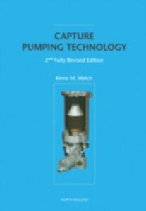 Foto Cover di Capture Pumping Technology, 2nd Fully Revised Edition, Ebook inglese di  edito da Elsevier Science