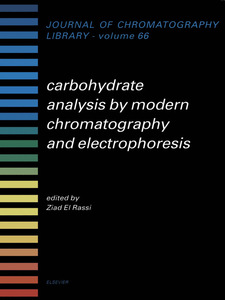 Ebook in inglese Carbohydrate Analysis by Modern Chromatography and Electrophoresis El-Rassi, Ziad