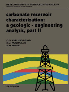 Ebook in inglese Carbonate Reservoir Characterization