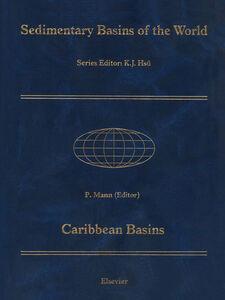 Foto Cover di Caribbean Basins, Ebook inglese di P. Mann, edito da Elsevier Science