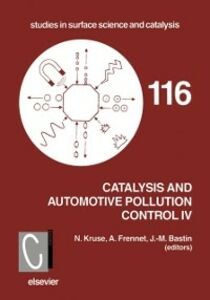 Ebook in inglese Catalysis and Automotive Pollution Control IV -, -