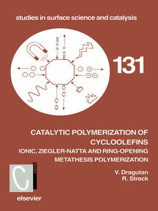 Ebook in inglese Catalytic Polymerization of Cycloolefins Dragutan, V. , Streck, R.