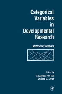 Ebook in inglese Categorical Variables in Developmental Research -, -