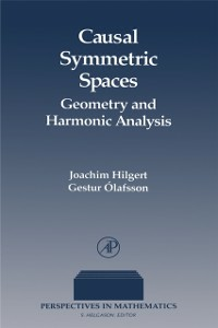 Ebook in inglese Causal Symmetric Spaces Hilgert, Joachim , Olafsson, Gestur