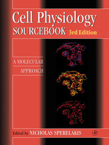 Foto Cover di Cell Physiology Sourcebook, Ebook inglese di Nicholas Sperelakis, edito da Elsevier Science