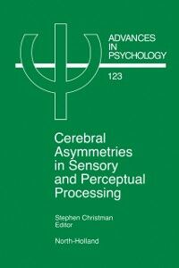 Ebook in inglese Cerebral Asymmetries in Sensory and Perceptual Processing