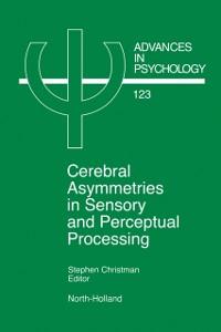 Ebook in inglese Cerebral Asymmetries in Sensory and Perceptual Processing -, -
