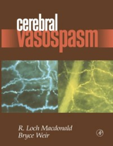 Ebook in inglese Cerebral Vasospasm Macdonald, R. Loch , Weir, Bruce