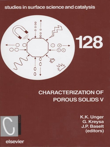 Ebook in inglese Characterisation of Porous Solids V -, -