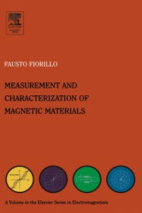 Ebook in inglese Characterization and Measurement of Magnetic Materials Fiorillo, Fausto