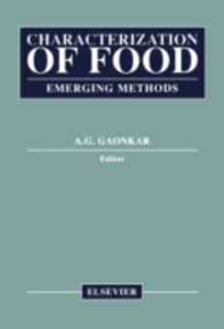 Ebook in inglese Characterization of Food -, -