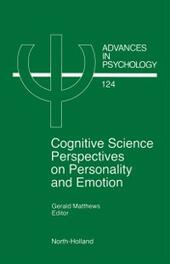 Cognitive Science Perspectives on Personality and Emotion
