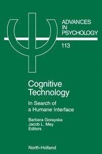 Foto Cover di Cognitive Technology, Ebook inglese di  edito da Elsevier Science