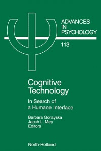 Ebook in inglese Cognitive Technology -, -