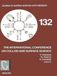 Foto Cover di Proceedings of the International Conference on Colloid and Surface Science, Ebook inglese di AA.VV edito da Elsevier Science