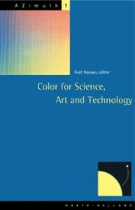 Ebook in inglese Color for Science, Art and Technology
