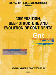 Ebook in inglese Composition, Deep Structure and Evolution of Continents