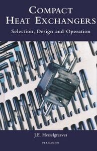 Ebook in inglese Compact Heat Exchangers Hesselgreaves, J.E.