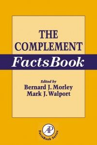Foto Cover di Complement FactsBook, Ebook inglese di AA.VV edito da Elsevier Science