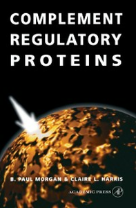Ebook in inglese Complement Regulatory Proteins Harris, Andrew L. , Morgan, B. Paul