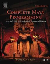 Complete Maya Programming Volume II